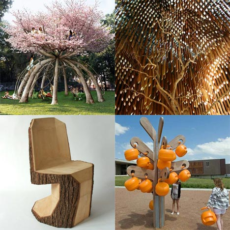 Dezeen archive: trees