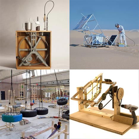 Dezeen's top ten: machines