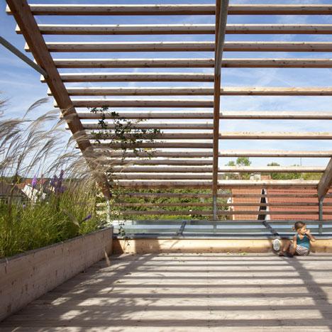 Ngôi nhà bền vững sinh thái của Djuric Tardio Architectes