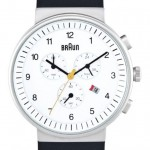 BN0035 by Braun now available at Dezeen Watch Store