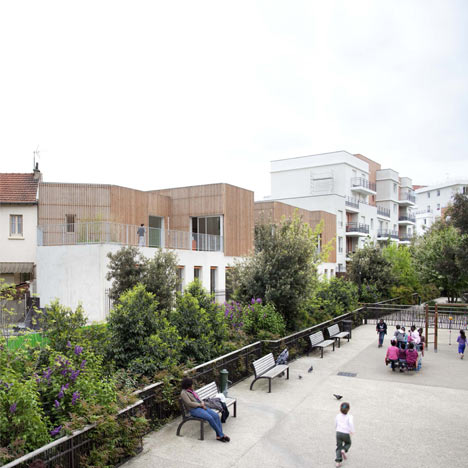 Children Centre by SOA