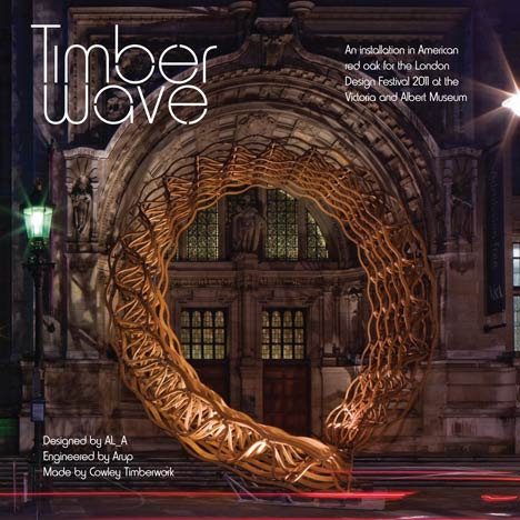 Competition: ten copies of Timber Wave to be won