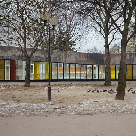 Crèche Binet by Béal and Blanckaert