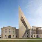Dresden Museum of Military History by Daniel Libeskind - more images