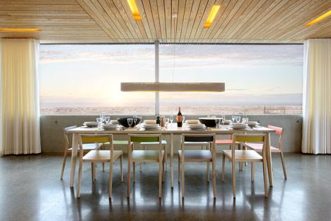 Dune House by Jarmund/Vigsnæs Architects and Mole Architects