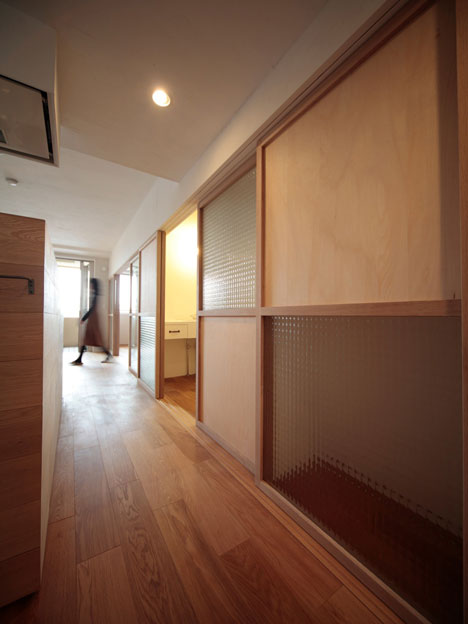 House in Hiyoshi by Camp Design Inc
