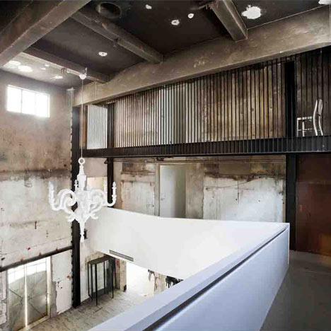 Inside awards overall winner: The Waterhouse at South Bund by NHDRO