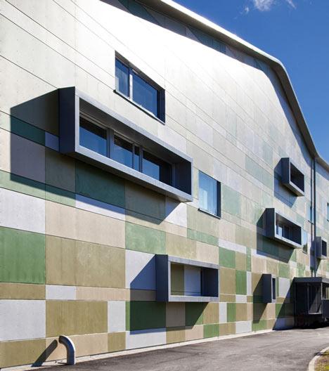 Kannisto School by Linja Architects