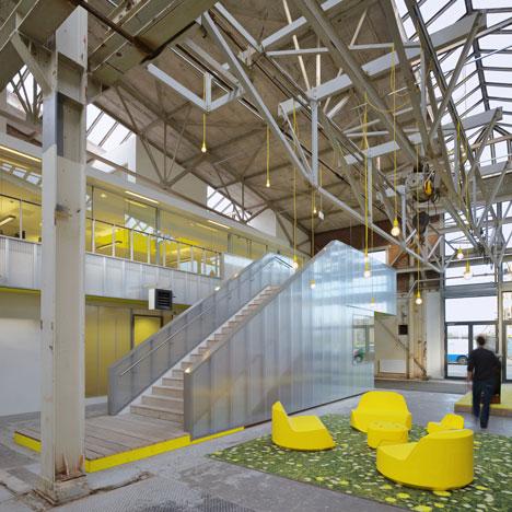 Kantoor IMd by Ector Hoogstad Architecten
