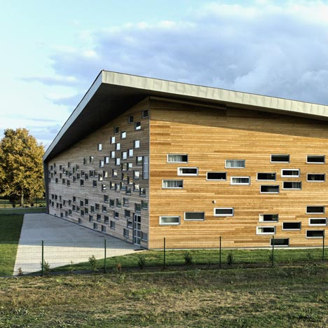 Kyriad Hotel by Kilo Architectures