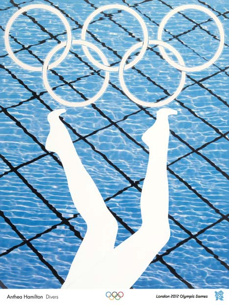 London 2012 Olympic and Paralympic Games Posters