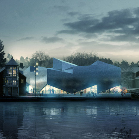 Maritime Museum and Science Centre by COBE and Transform