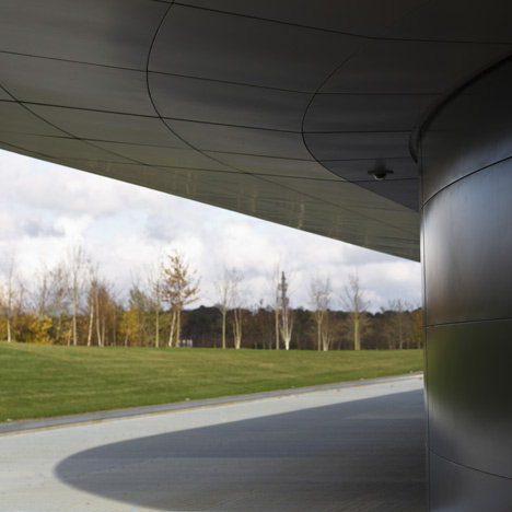 McLaren Production Centre by Foster + Partners