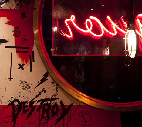 Meat Liquor by Shed and I Love Dust