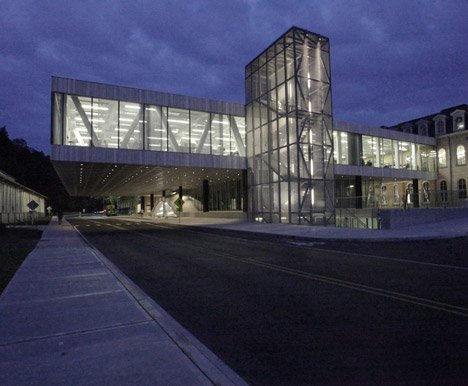 Milstein Hall by OMA