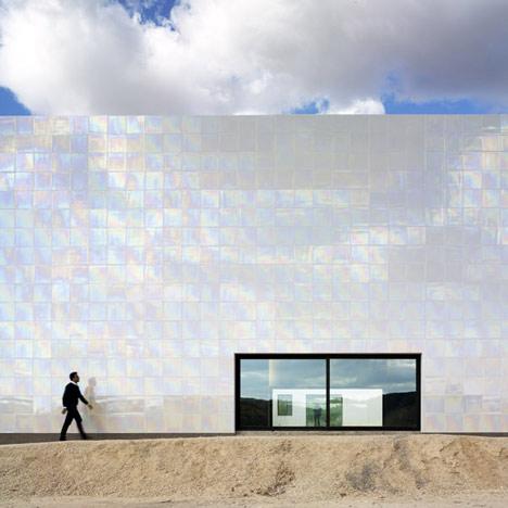 Music Hall And House In Alguena By Cor Asociados Dezeen