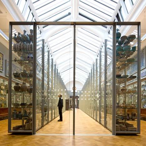 V&A Ceramics Study Galleries