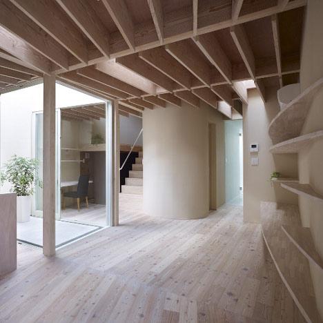 Oshikamo by Katsutoshi Sasaki + Associates