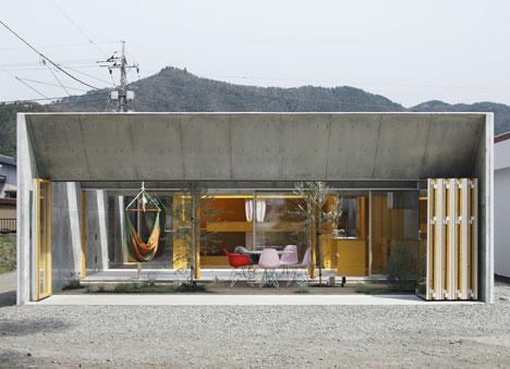 Outside In by Takeshi Hosaka