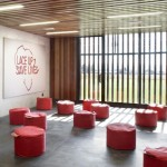 Inside award winner: Football Training Centre Soweto by RUFproject