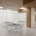 Restaurant for CGSH by Roberto Murgia, Fabiola Minas and Simona Oberti
