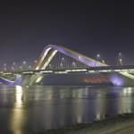 Sheikh Zayed Bridge by Zaha Hadid Architects
