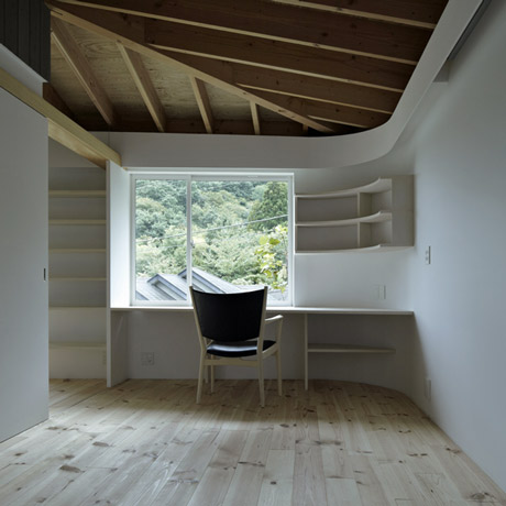 Sunbrella House by Ikeda Yukie Architects
