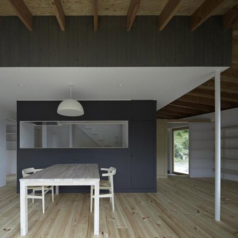 Sunbrella House by Ikeda Yukie Architects