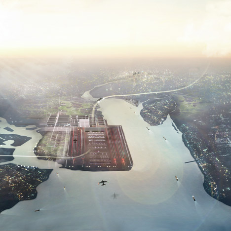 Thames Hub airport proposal