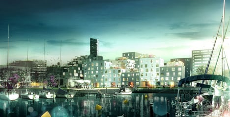 The City in the Building by ADEPT and Luplau & Poulsen