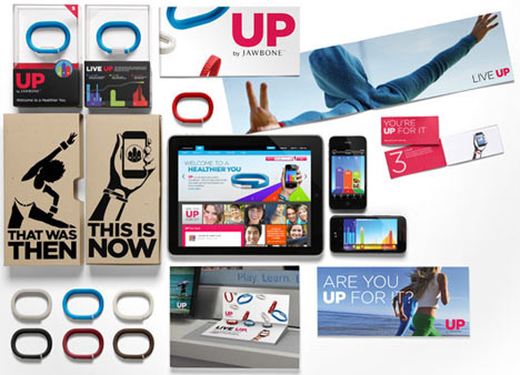 UP by Yves Behar for Jawbone