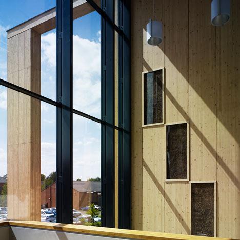 University of Nottingham Gateway Building by Make