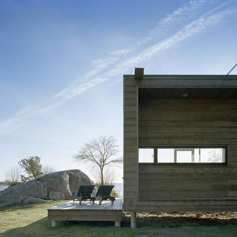 Villa Plus by Waldemarson Berglund