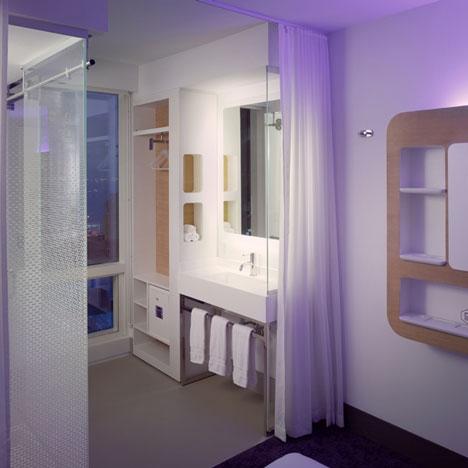 Yotel New York by Softroom and Rockwell Group