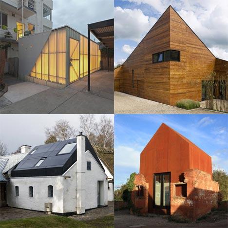 Dezeen archive: studios
