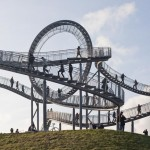 Tiger and Turtle - Magic Mountain by Heike Mutter and Ulrich Genth