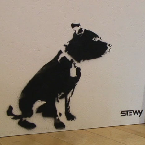 Dezeen Platform: Stewy