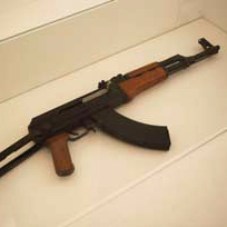 AK-47 rifle among new additions to Design Museum's collection