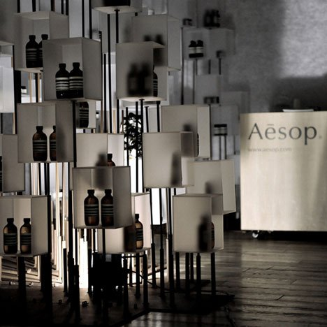 Aesop at I.T HYSAN ONE by cheungvogl