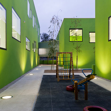 Antas Education Centre by AVA Architects