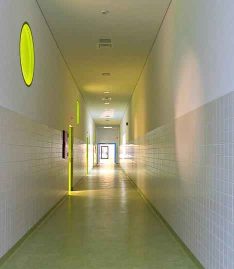 Antas Education Centre by AVA Architects
