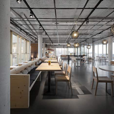 Basque Culinary Center by VAUMM