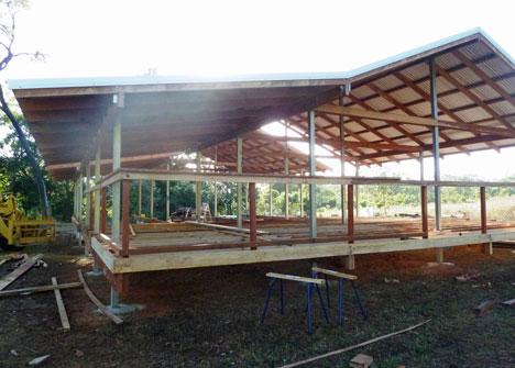 Bush Owner Builder by Hannah Robertson