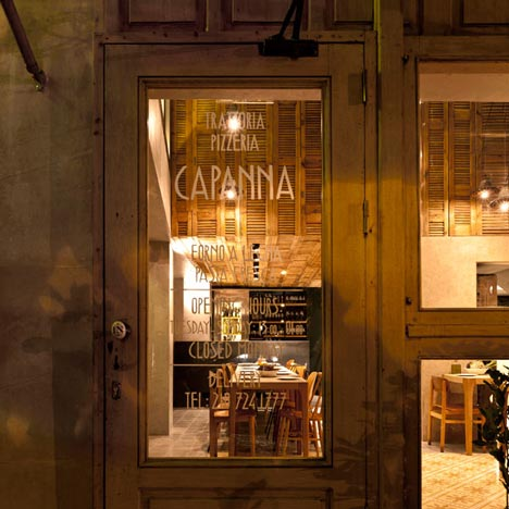 Capanna by K-studio