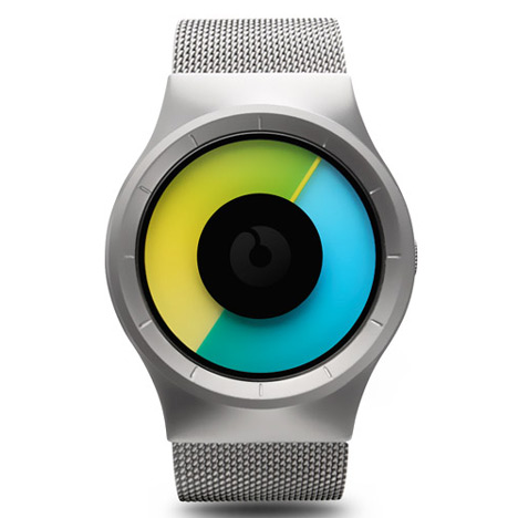 Celeste by Ziiiro now available at Dezeen Watch Store