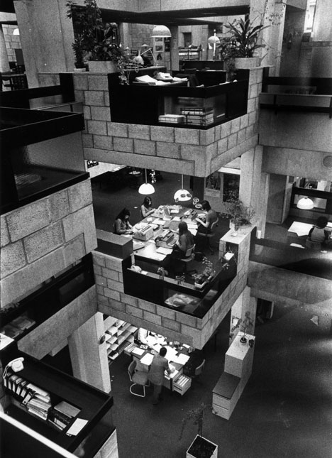 Centraal Beheer Apeldoorn (1968-72)