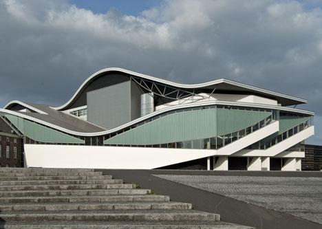 Chasse Concert Hall, Breda (1992-95)