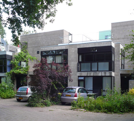 Diagoon Housing, Delft (1969-70)
