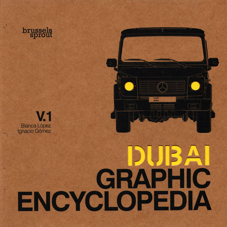 Competition: five copies of the Dubai Graphic Encyclopedia to be won