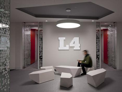 Google Engineering HQ By Penson Dezeen Impressive Engineering Office Design